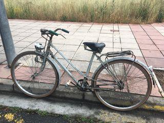 Bicicleta orbea años 60