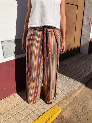 Pantalón Pareo Nuevo, Handmade