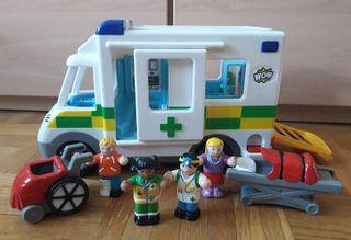 Ambulancia de Wow Toys