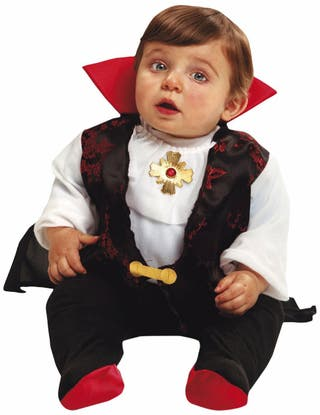 Disfraz bebé Drácula (7 - 12 meses)