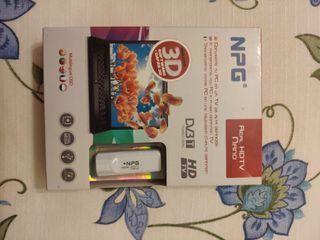 NPG sintonizador TDT USB