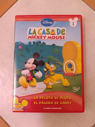 película la casa de Mickey mouse