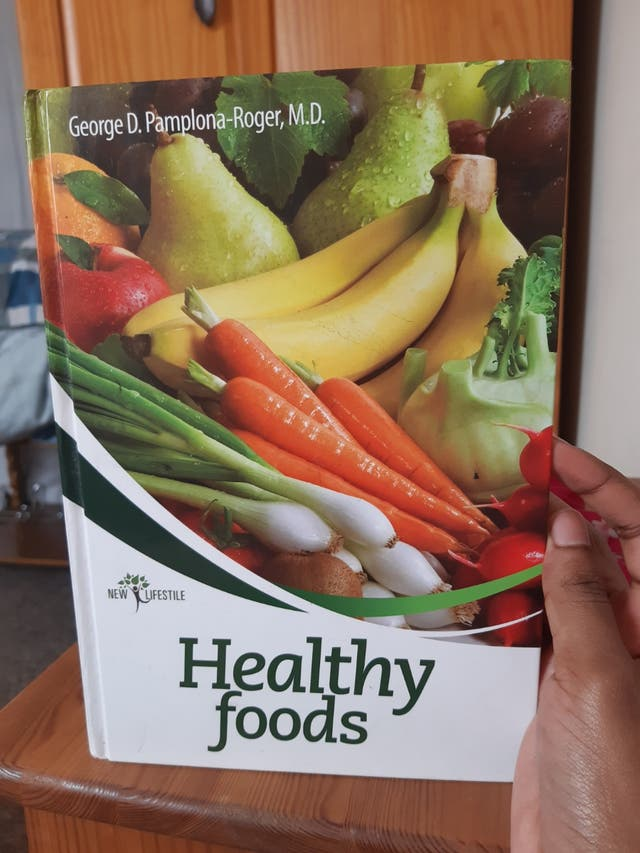 Healthy food and lifestyle