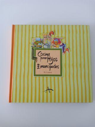 vendo libro cocina para niños en mancipados