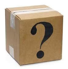 se venden cajas misteriosas