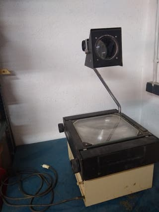 proyector transparencias