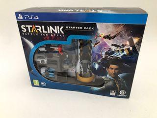 PACK STARLINK + JUEGO PS4 NUEVO