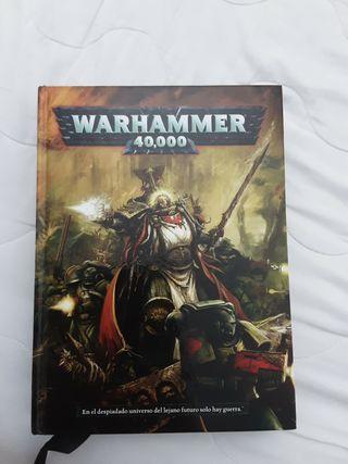 Reglamento Warhammer 40K