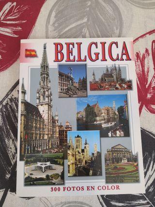 guía viaje Bélgica