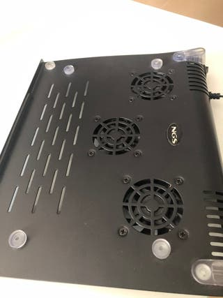 Base refrigeración portátil