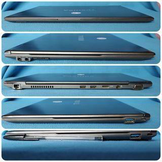 Toshiba PC portátil i7 PORTEGE Z930 ultrabook 1.1k