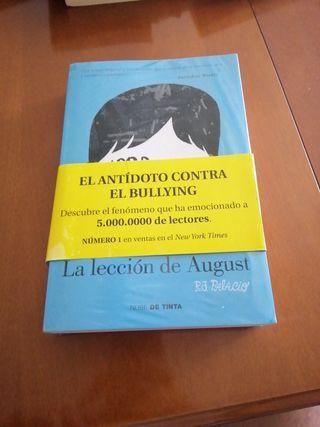 Libro 'La lección de August'