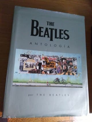 Libro Los Beatles Antología