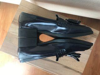 Mocasines de Zara Talla 40