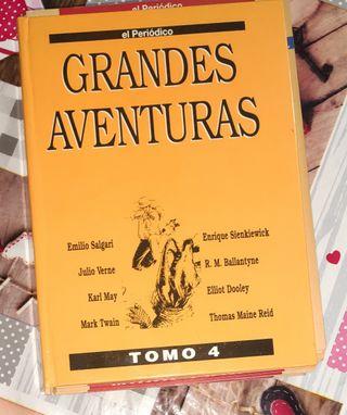 Grandes Aventuras Tomo 4 El Periódico