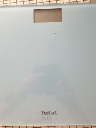 báscula baño marca Tefal