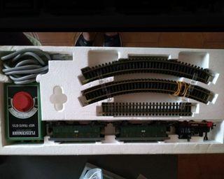 Tren eléctrico Fleischmann