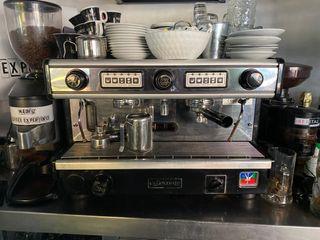 Cafetera La Spaziale de segunda mano en WALLAPOP