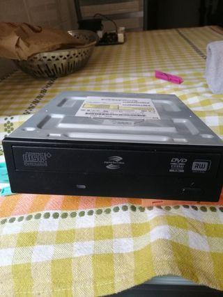 Unidad óptica DVD/RW 16X