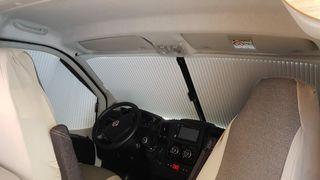 furgoneta camper Fiat Weinsberg Fire 601 k 2018