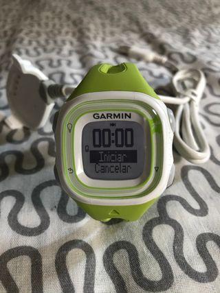 Reloj mujer Garmin verde pistacho