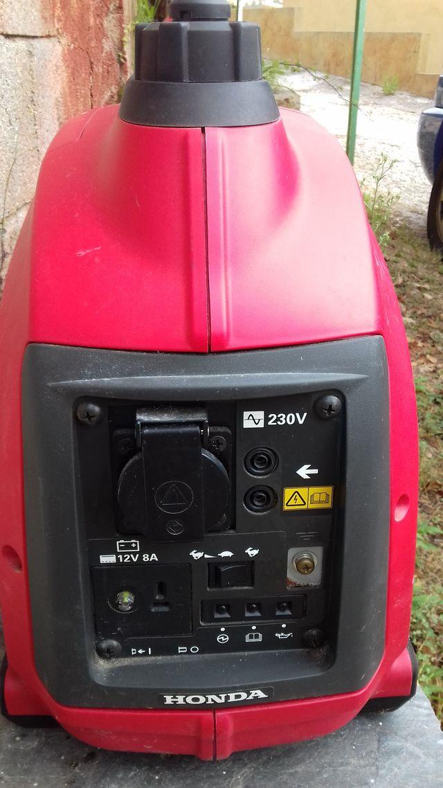 Generador eléctrico Honda EU10i