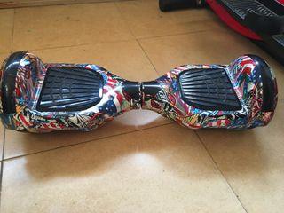 Se vende patinete eléctrico. No bajo de precio.