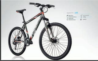 Bicicleta Orbea Sport 6061 t4 aluminium