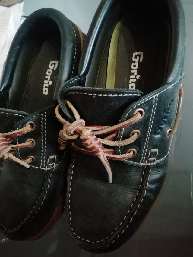 zapatos niña gorila 37