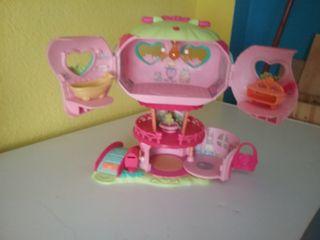 lote de casita de peppa pig, Castillo de princesas