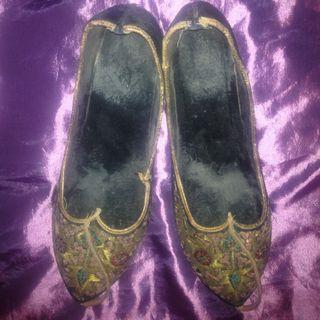 Zapatos Pakistaníes