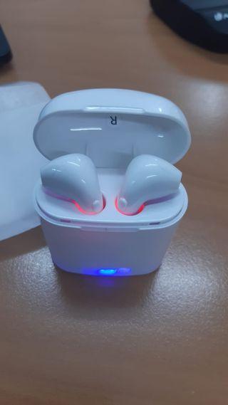 Auriculares inalámbricos (Bluetooth)