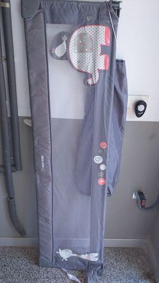 Barrera de seguridad plegable cama niño FIRST STEP