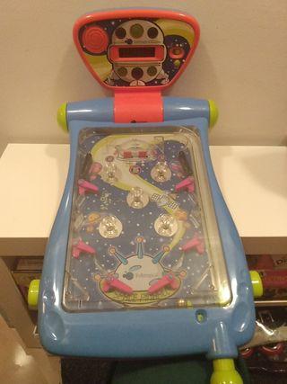 Juego IMAGINARIUM Space Pinball
