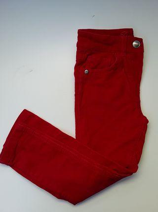 (396) Pantalón pana niña 5 años