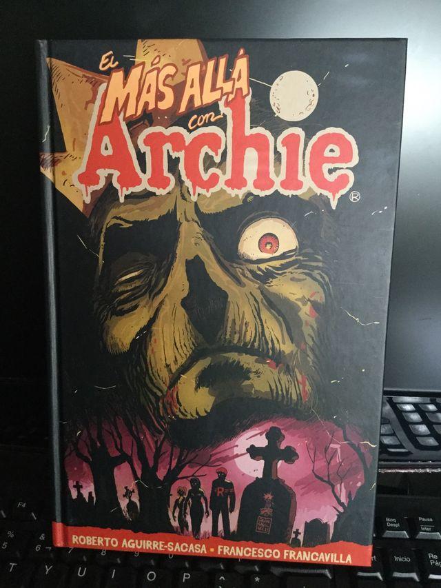 Cómic El más allá con Archie