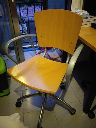 Silla de escritorio Madera