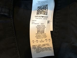 FOR SALE ARMANI CHINO JEANS