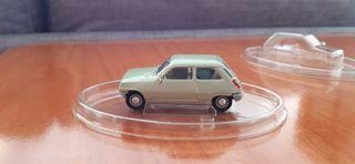 Renault 5 (maqueta 1:43)