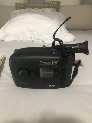 Camara de video vhs compacto