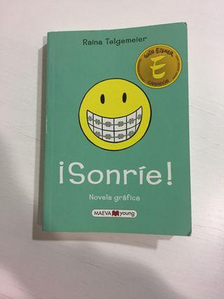 Libro de una aventura que termina en el dentista