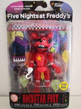 Five nights at freddy's, Rockstar Foxy.