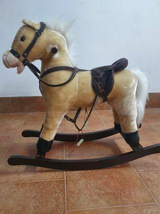 Balancín de caballo