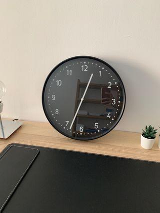 Reloj de pared IKEA BONDIS