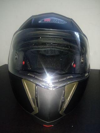 Casco Moto con auricular Bluetooth