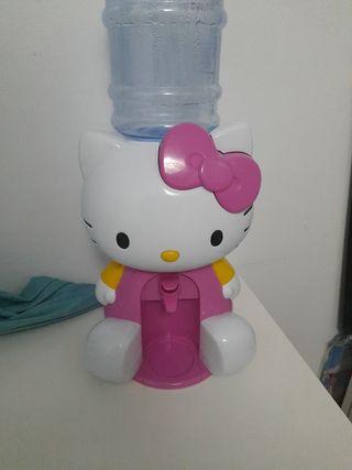 Dispensador de agua Hello Kitty