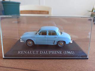 Maqueta miniatura coche colección escala 1/43