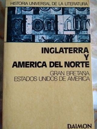 Literatura Inglaterra-EEUU - León Thoorens