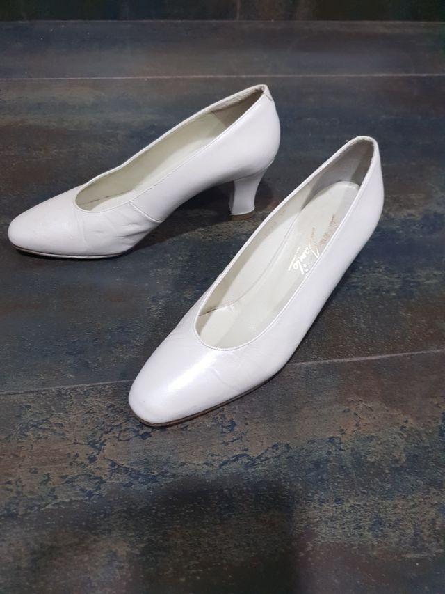 Zapatos Salón Novia