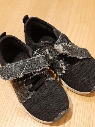 zapatos niña 24 con luz